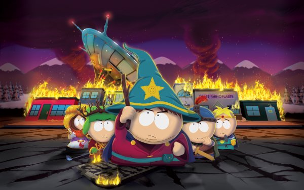 Video Game South Park: The Stick of Truth South Park Kenny McCormick Kyle Broflovski Eric Cartman Stan Marsh Butters Stotch HD Wallpaper | Background Image