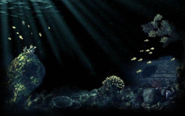 Video Game Depth Hunter 2: Deep Dive HD Wallpaper   Background Image