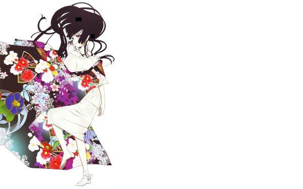 Anime Jigoku Shōjo HD Wallpaper   Background Image