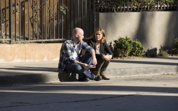 TV Show Fear the Walking Dead Kim Dickens Madison Clark HD Wallpaper   Background Image