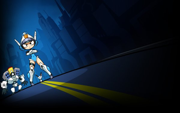 Video Game Mighty Switch Force! Hyper Drive Edition HD Wallpaper | Background Image