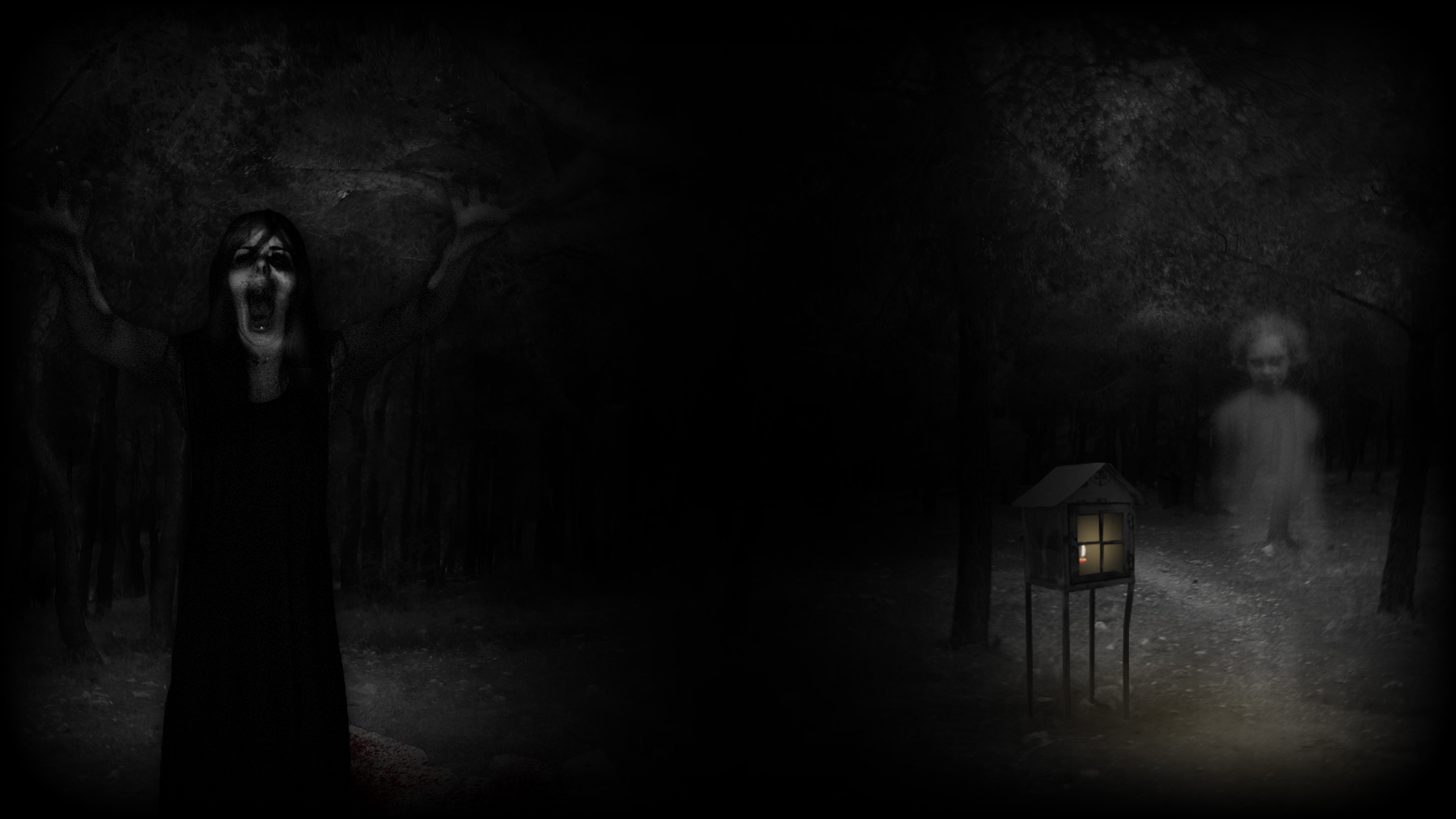 real horror stories ultimate edition hd wallpapers backgrounds wallpaper abyss