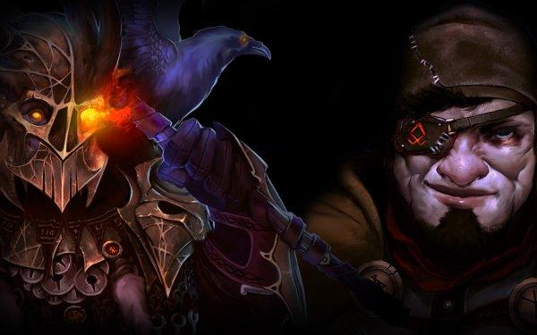 Video Game Runespell: Overture HD Wallpaper   Background Image