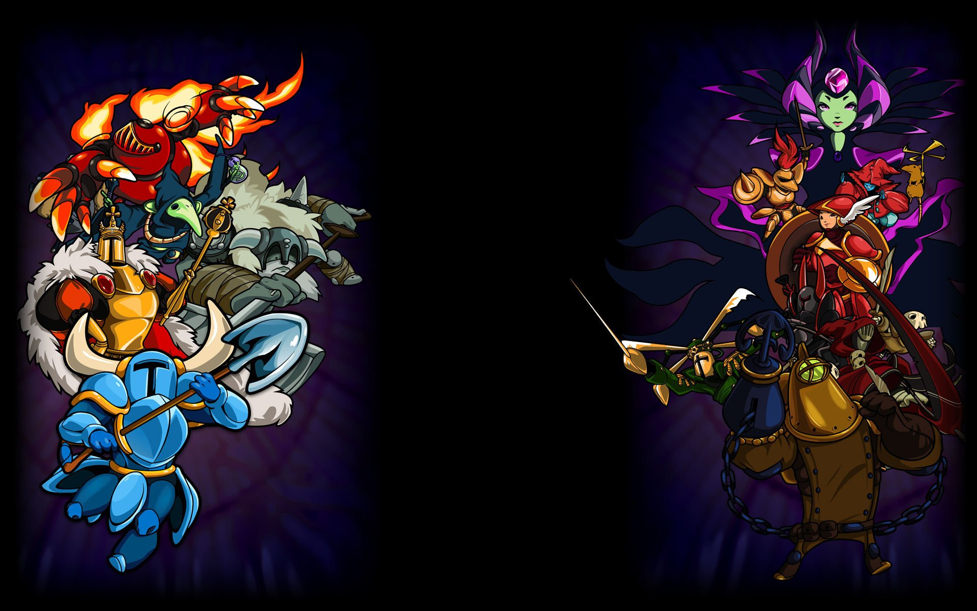 1 Polar Knight Shovel Knight Hd Wallpapers Background Images Wallpaper Abyss