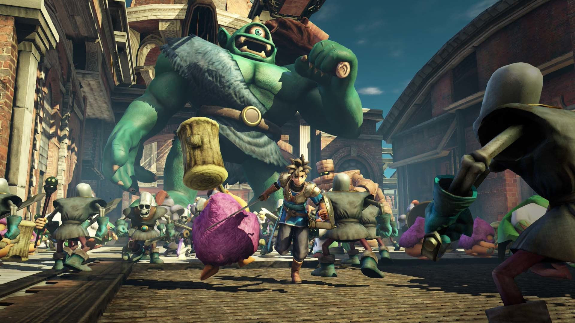 Dragon Quest Heroes HD Wallpaper | Background Image ...