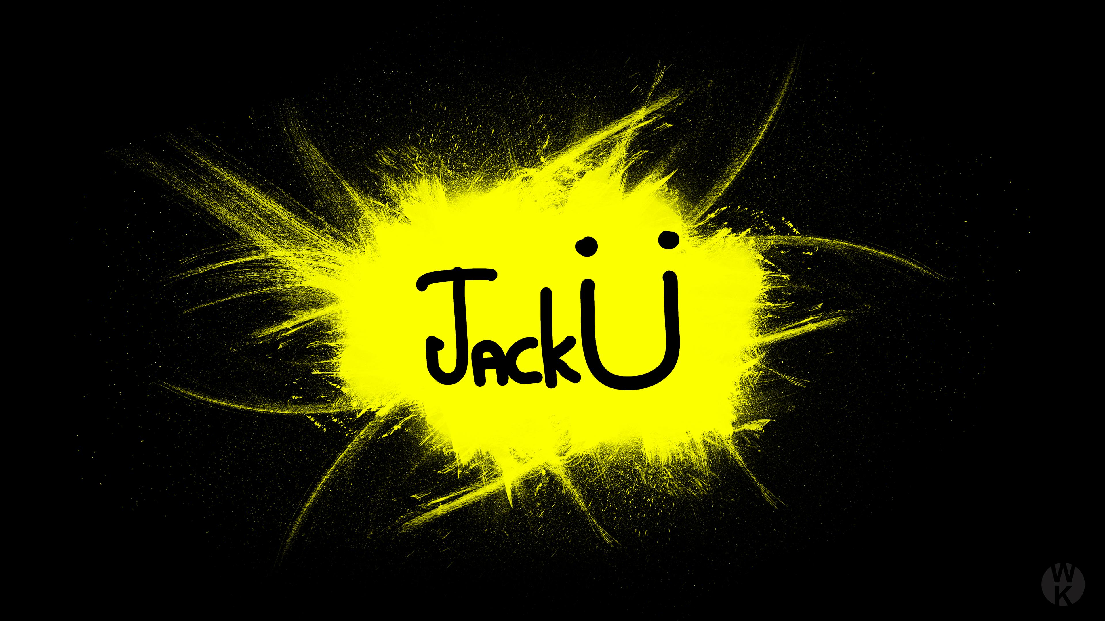 jack Ü 4k ultra hd wallpaper background image 3840x2160 id