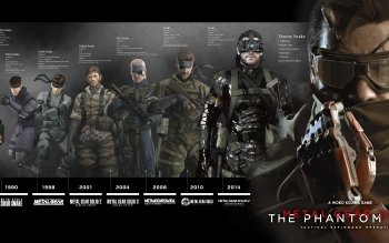 383 Metal Gear Solid Hd Wallpapers Background Images