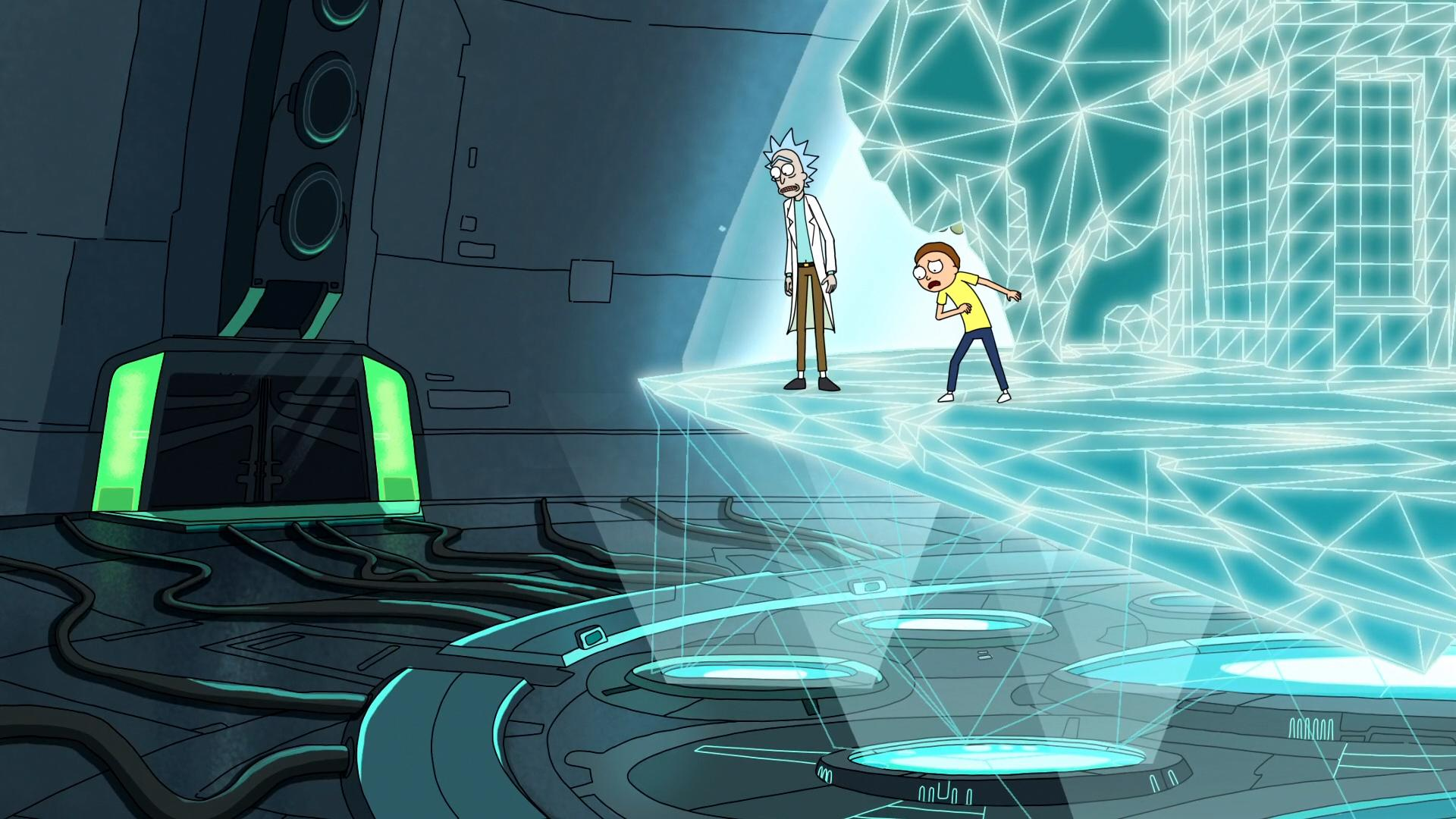 Rick And Morty Hd Wallpaper Background Image 1920x1080