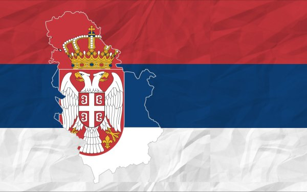 Misc Flag of Serbia Flags Serbia HD Wallpaper | Background Image