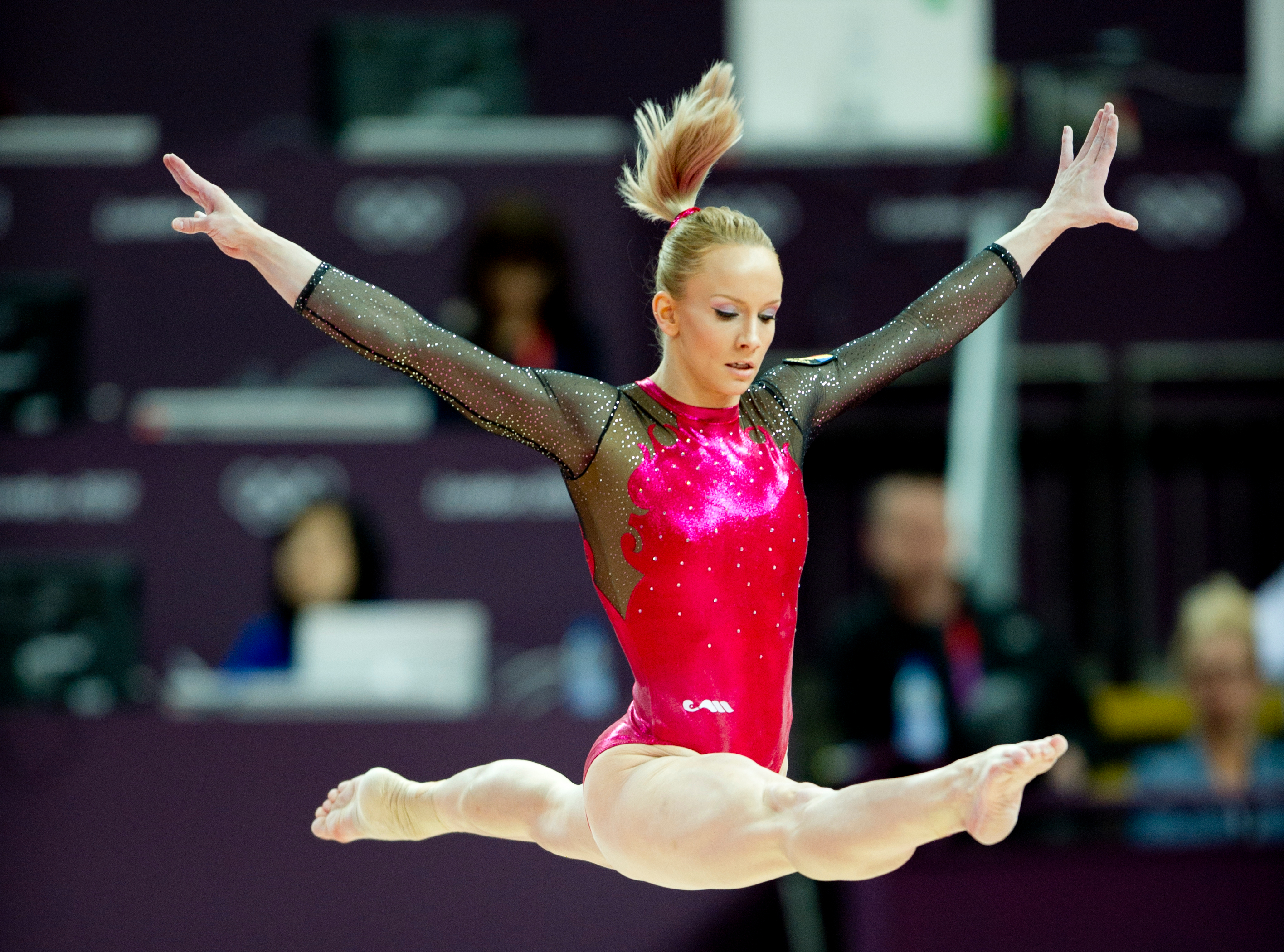 Gymnastics Full HD Wallpaper And Background Image