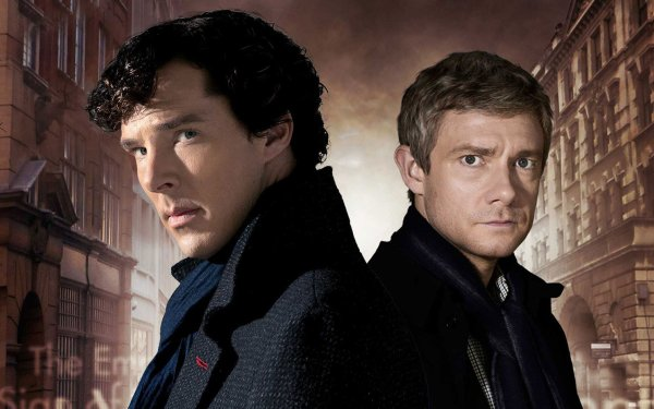 TV Show Sherlock Sherlock Holmes HD Wallpaper | Background Image