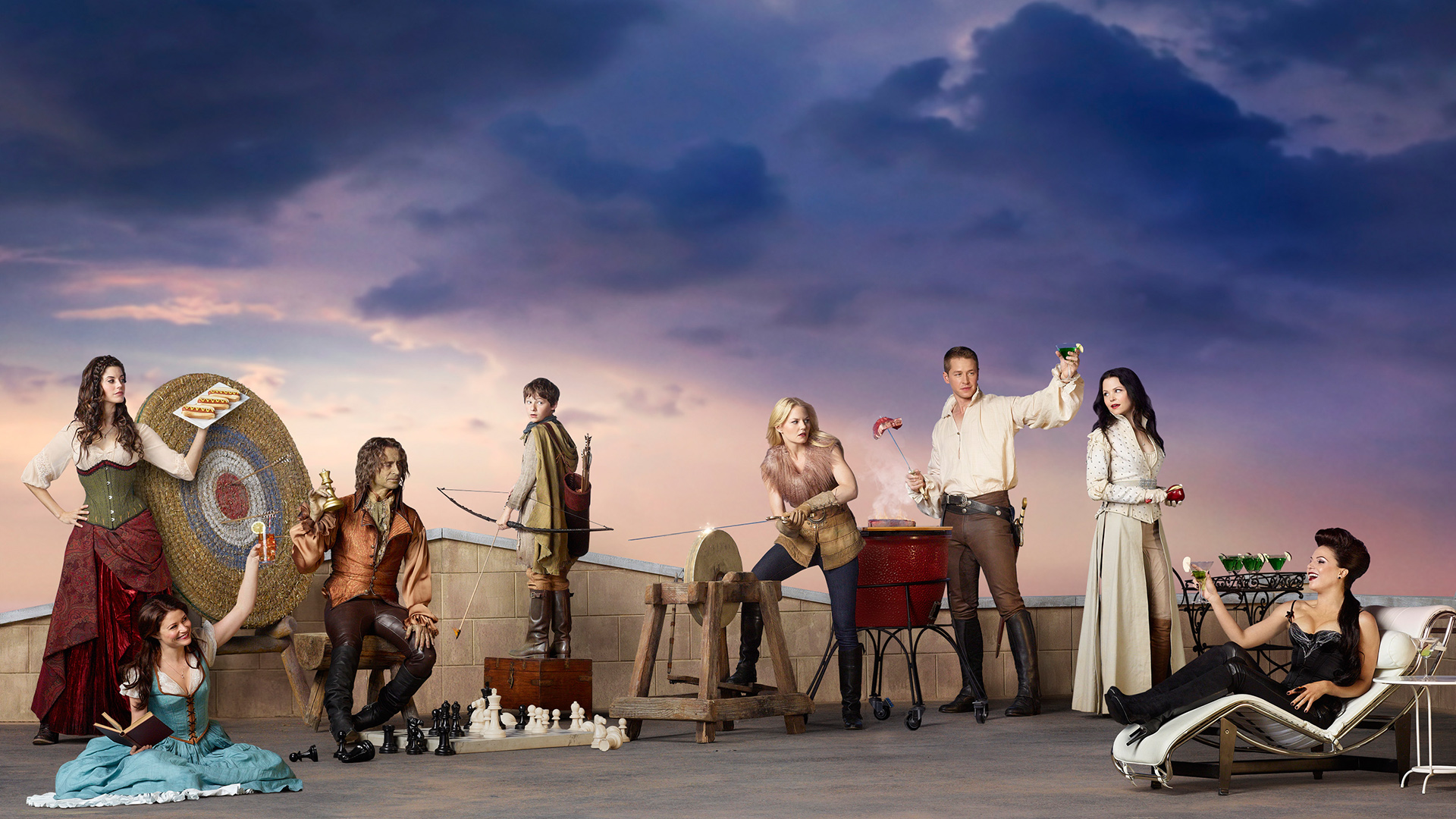 Once Upon a Time Could Get a Frozen Spinoff - E! Online