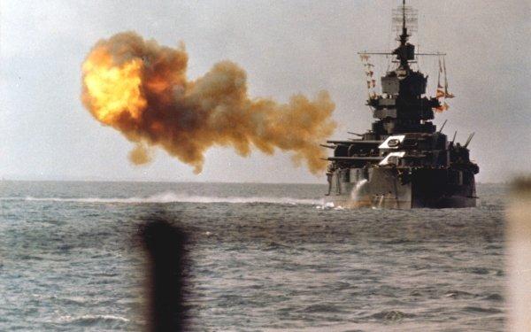 Military United States Navy Warships Battleship USS Idaho HD Wallpaper   Background Image