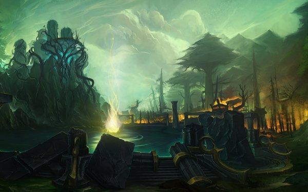 Video Game World Of Warcraft Warcraft MMORPG HD Wallpaper   Background Image