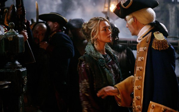 Movie Pirates Of The Caribbean: At World's End Pirates Of The Caribbean Keira Knightley Elizabeth Swann Jack Davenport James Norrington HD Wallpaper   Background Image