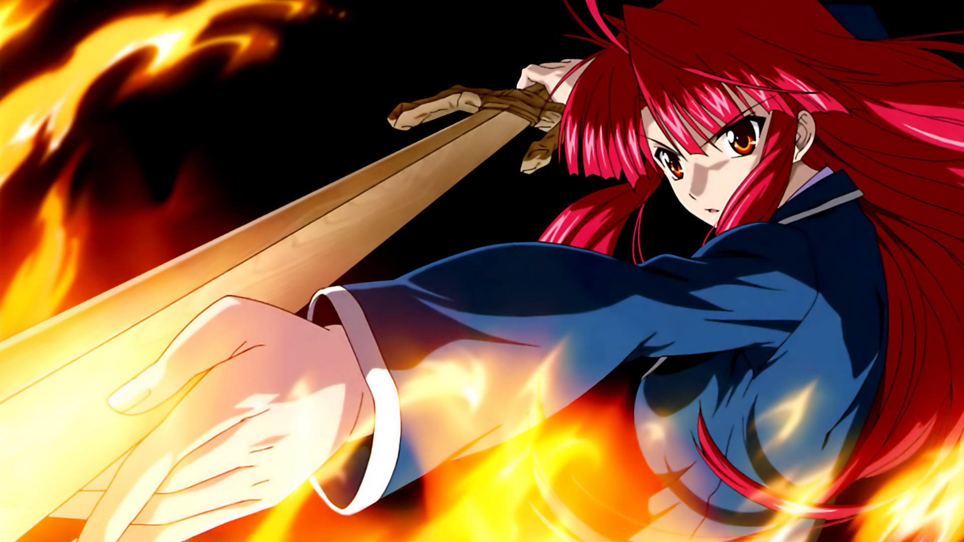 Kaze No Stigma Full HD Wallpaper And Background Image