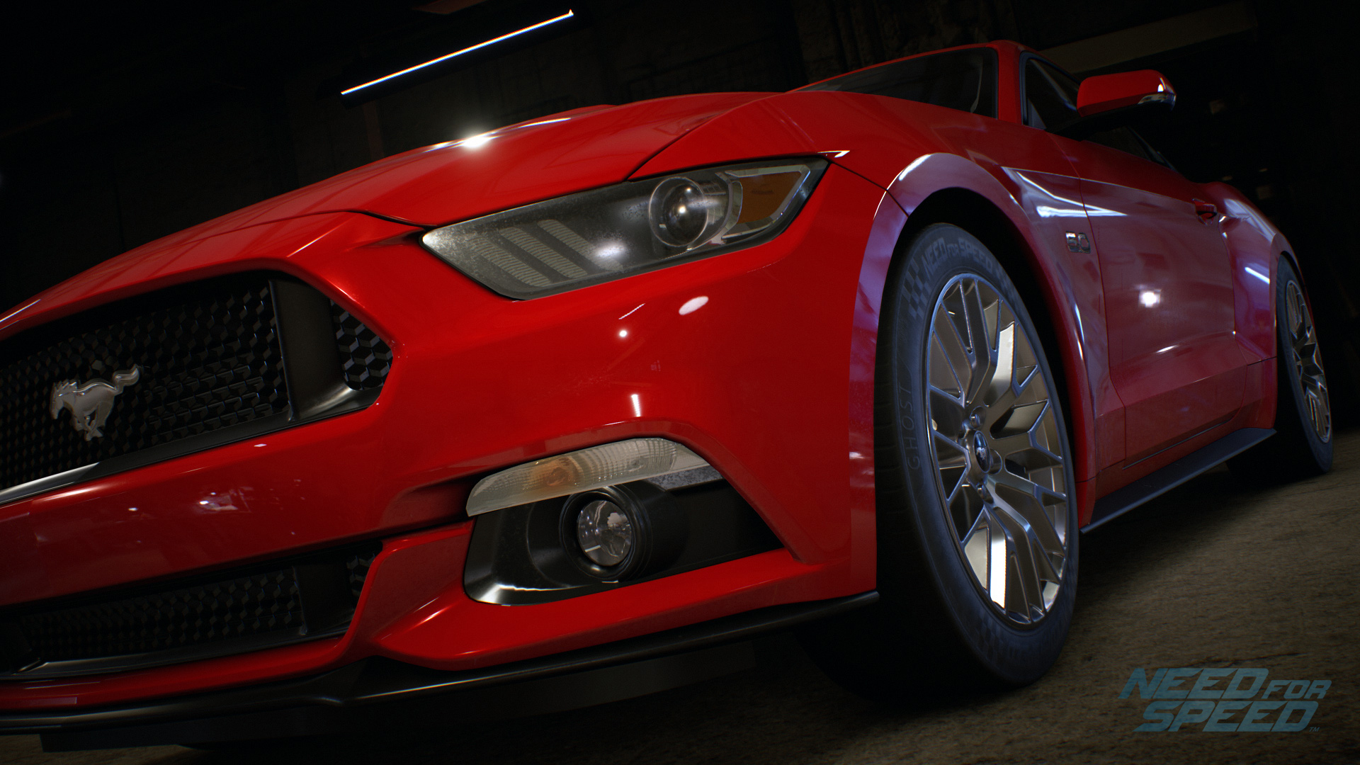 2015 Ford Mustang Gt Hd Wallpaper Background Image 1920x1080