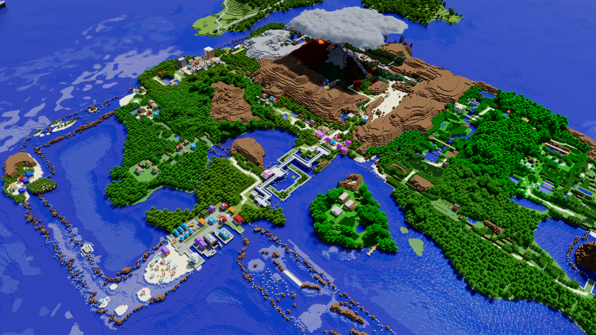 Jeux Vidéo Minecraft Pokémon Fond D'écran