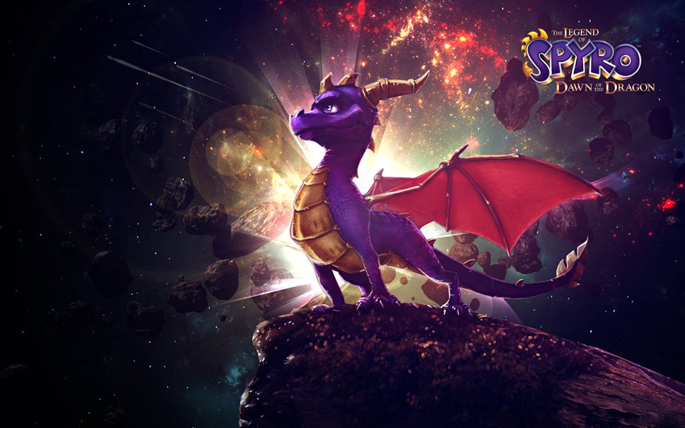 Spyro Wallpaper And Background Image
