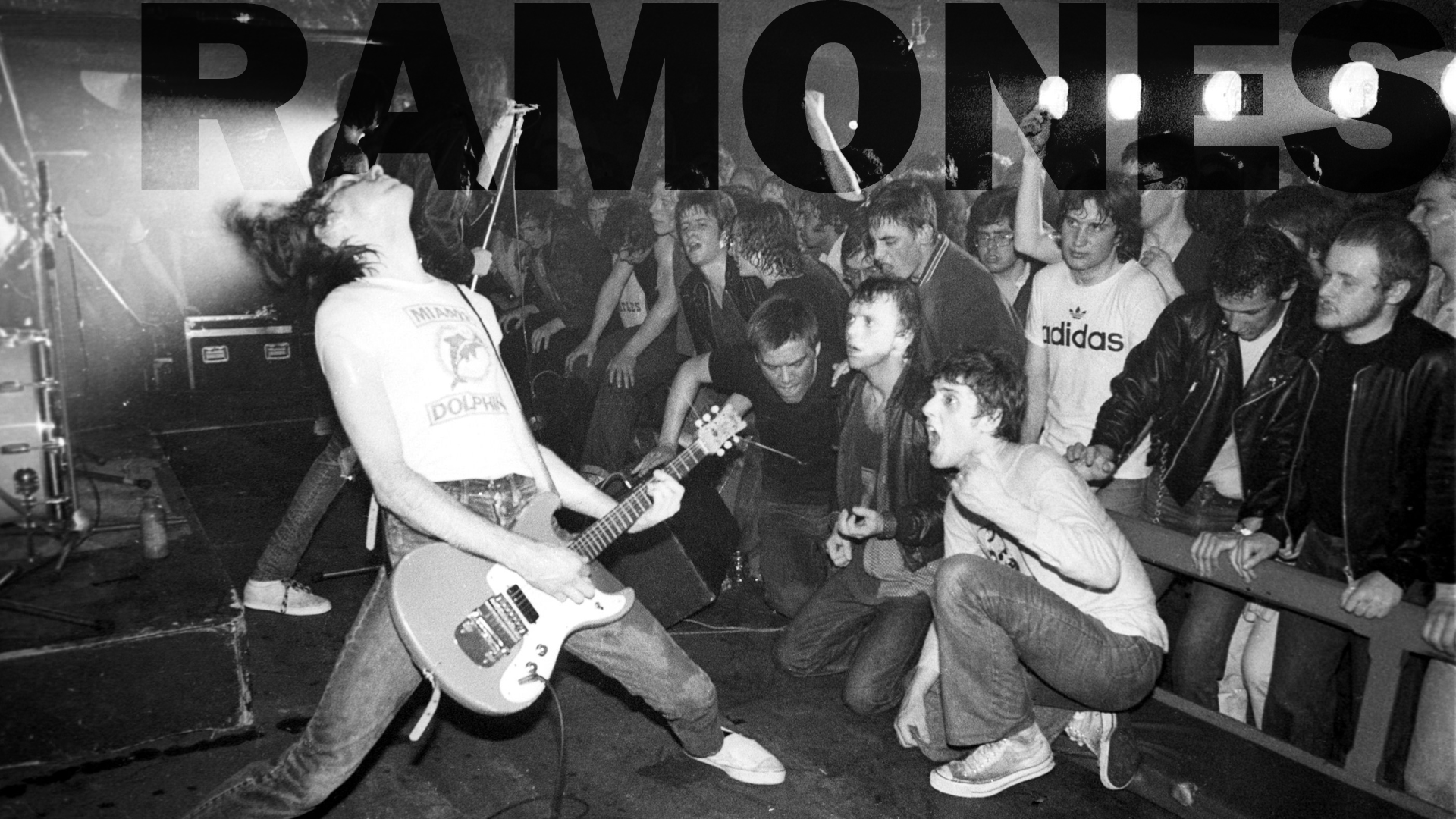 The Ramones HD Wallpaper | Background Image | 1920x1080 ...