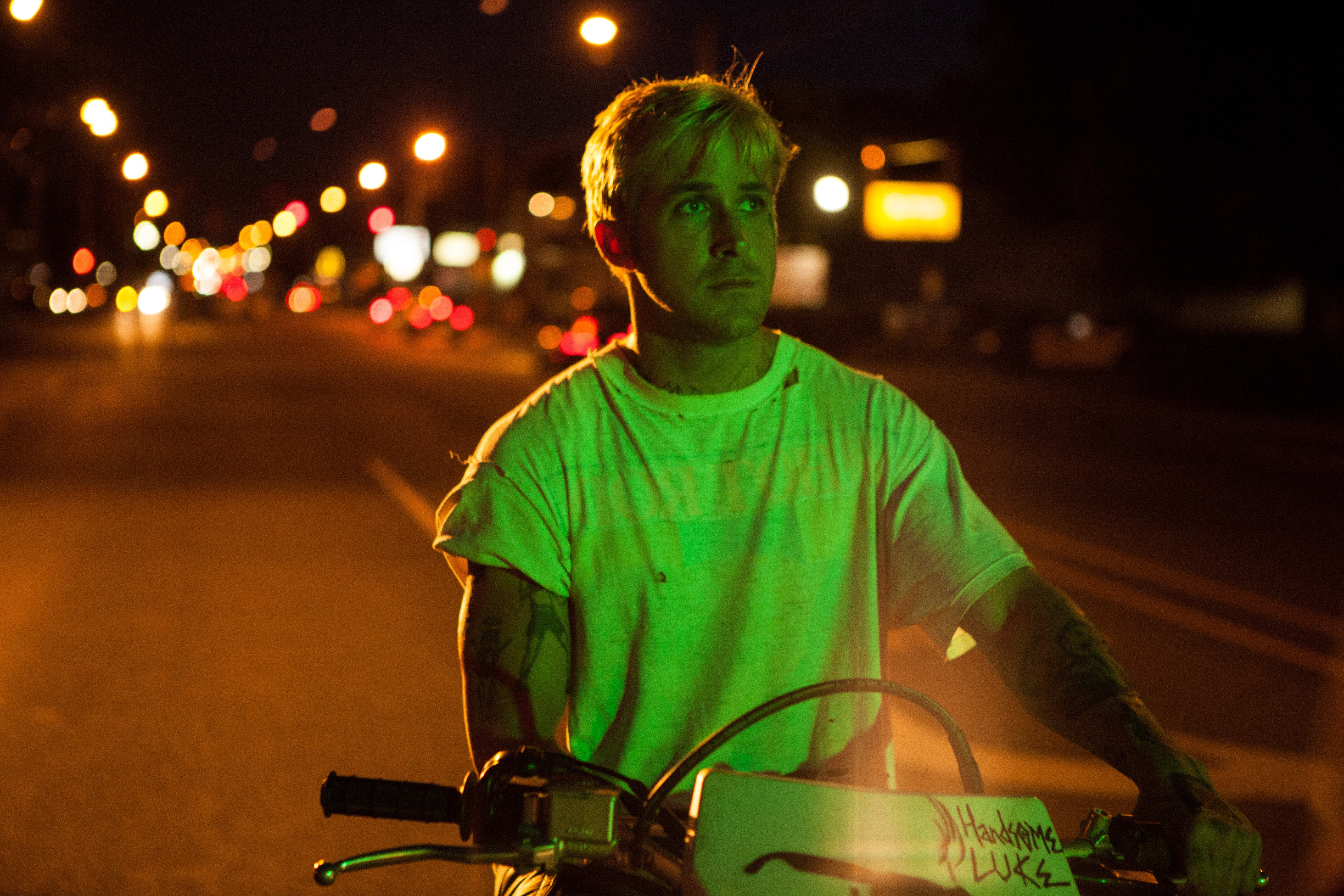 The place beyond the pines background