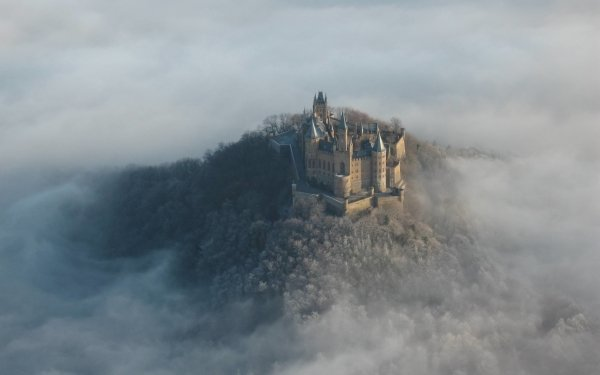 Man Made Hohenzollern Castle Castles Germany HD Wallpaper | Background Image
