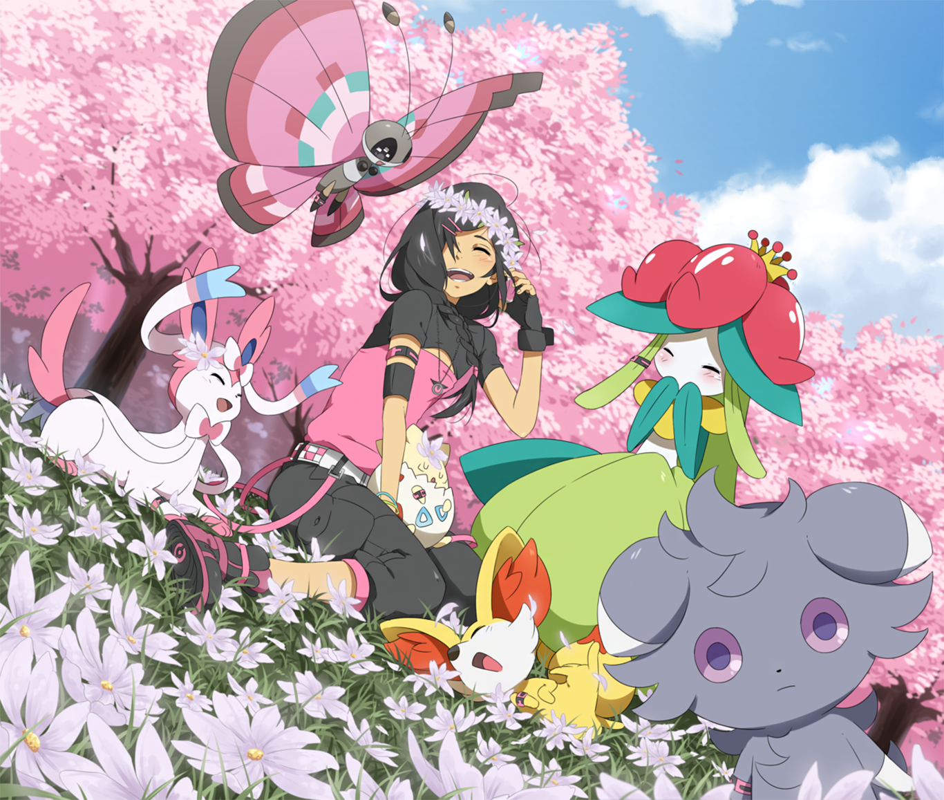 Pokemon Gen 6 Anime Characters : Pokemon wallpaper and background id