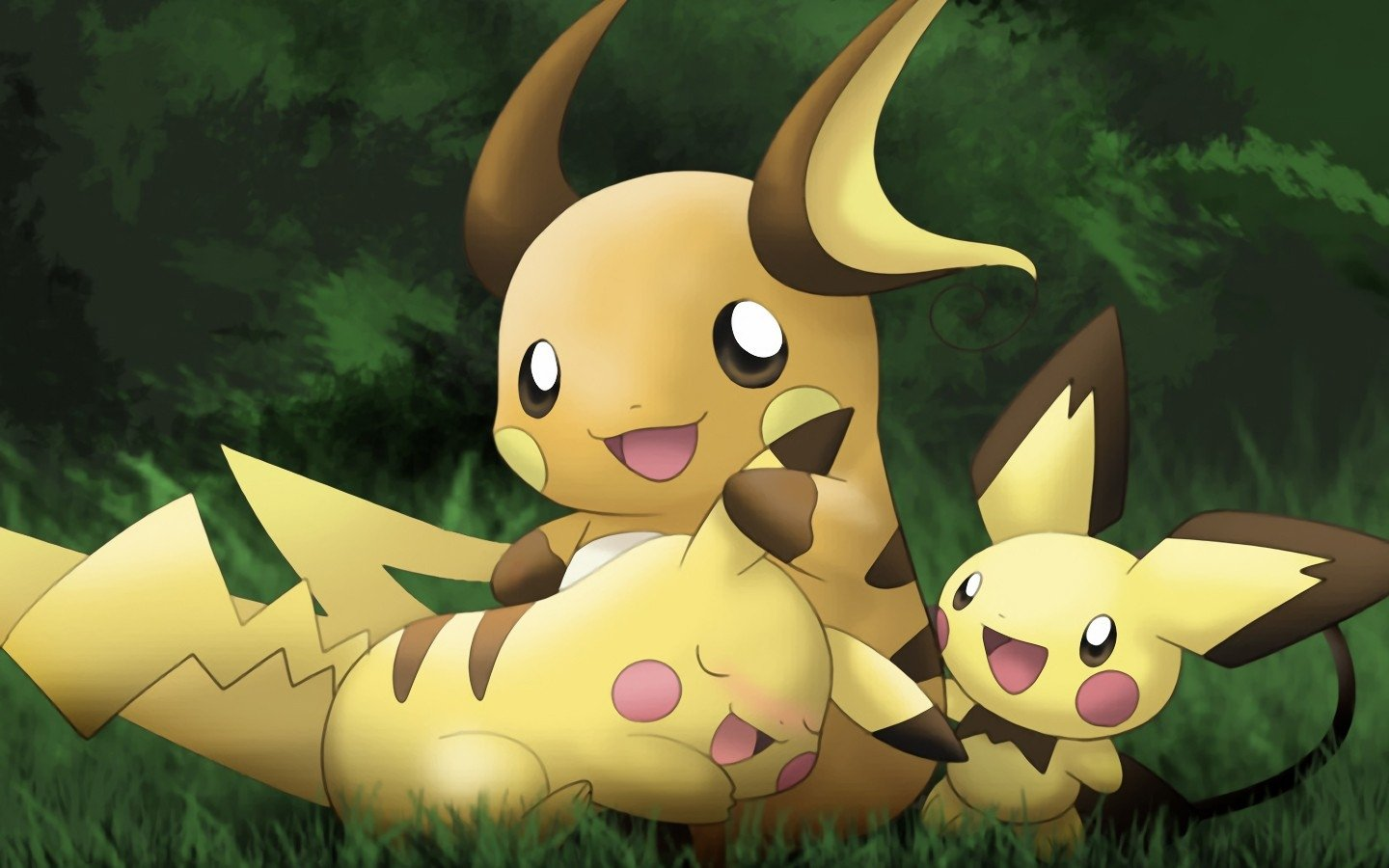 26 Raichu Pokemon HD Wallpapers