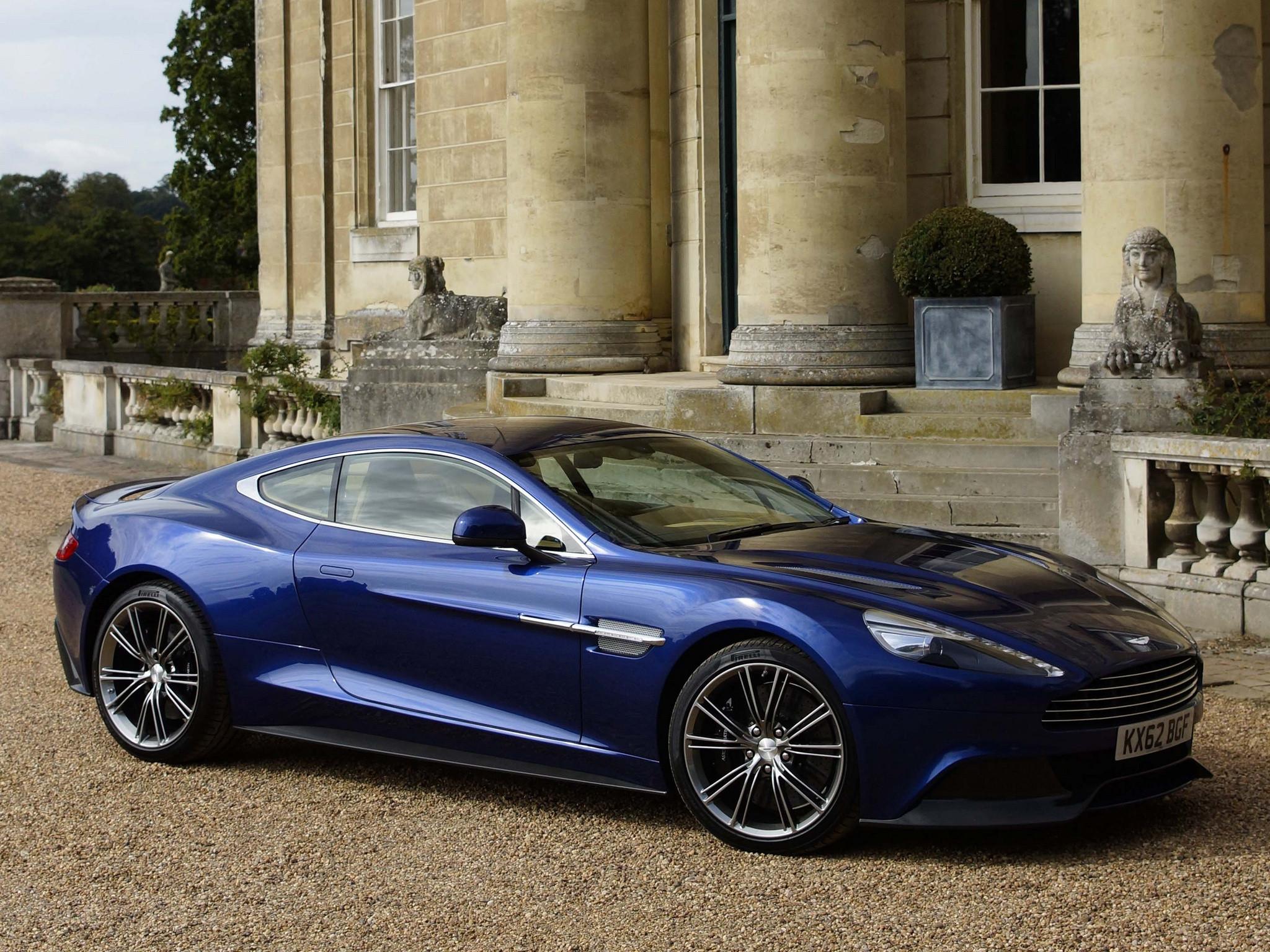 Aston Martin Vanquish Hd Wallpaper Background Image 2048x1536 Id 649444 Wallpaper Abyss