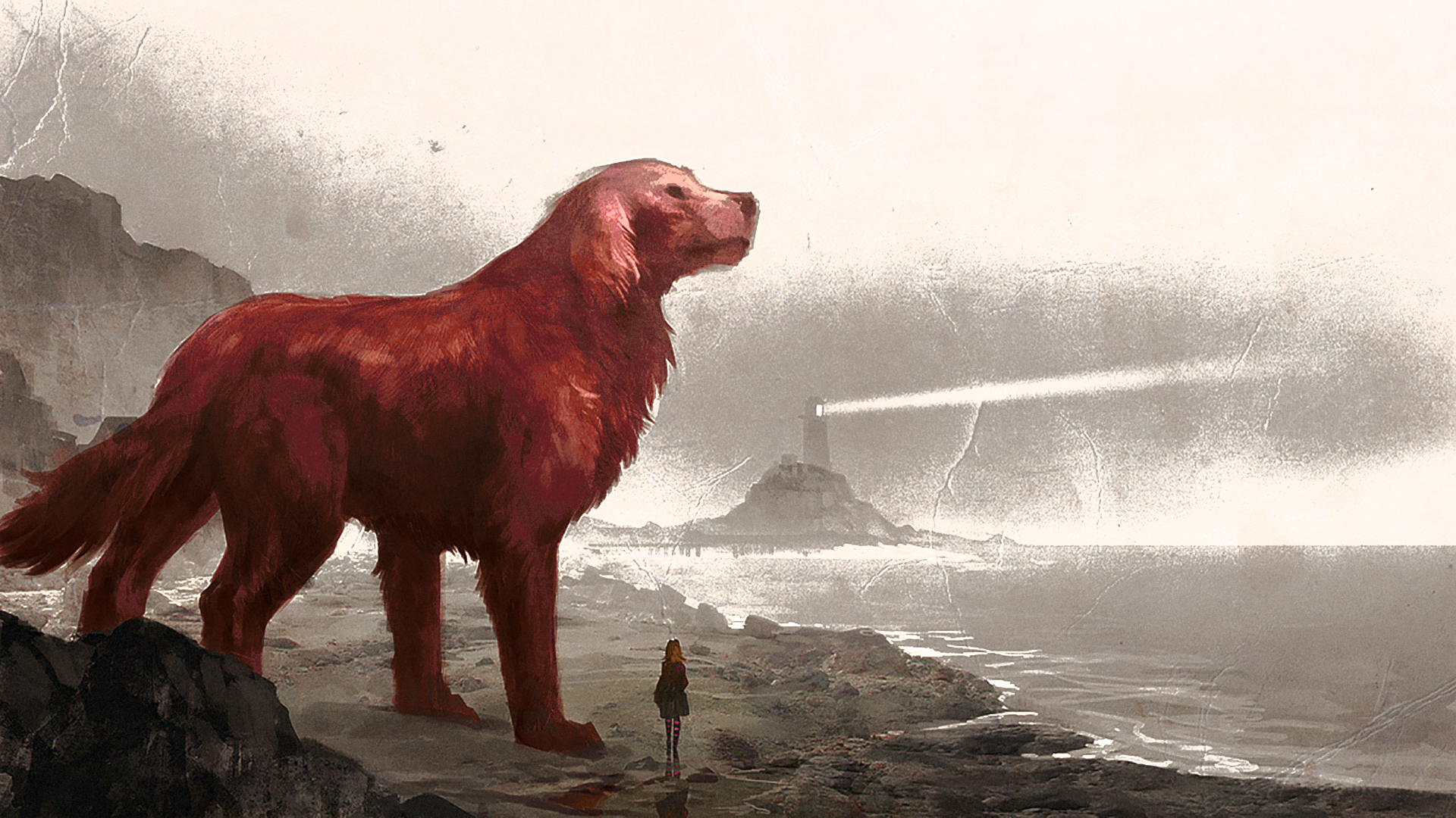 Clifford The Big Red Dog Movie Live Action