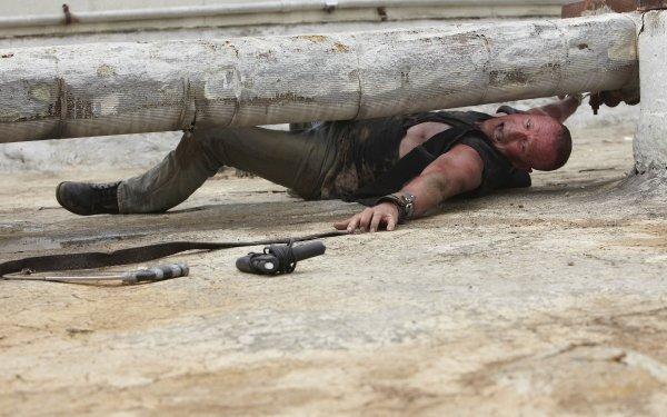 TV Show The Walking Dead Michael Rooker Merle Dixon HD Wallpaper | Background Image