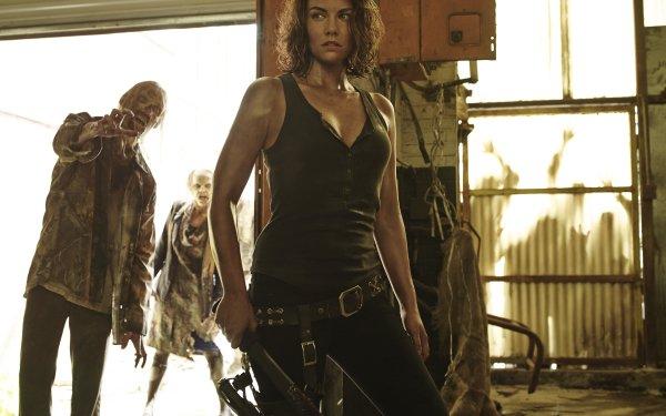 TV Show The Walking Dead Lauren Cohan Maggie Greene HD Wallpaper | Background Image