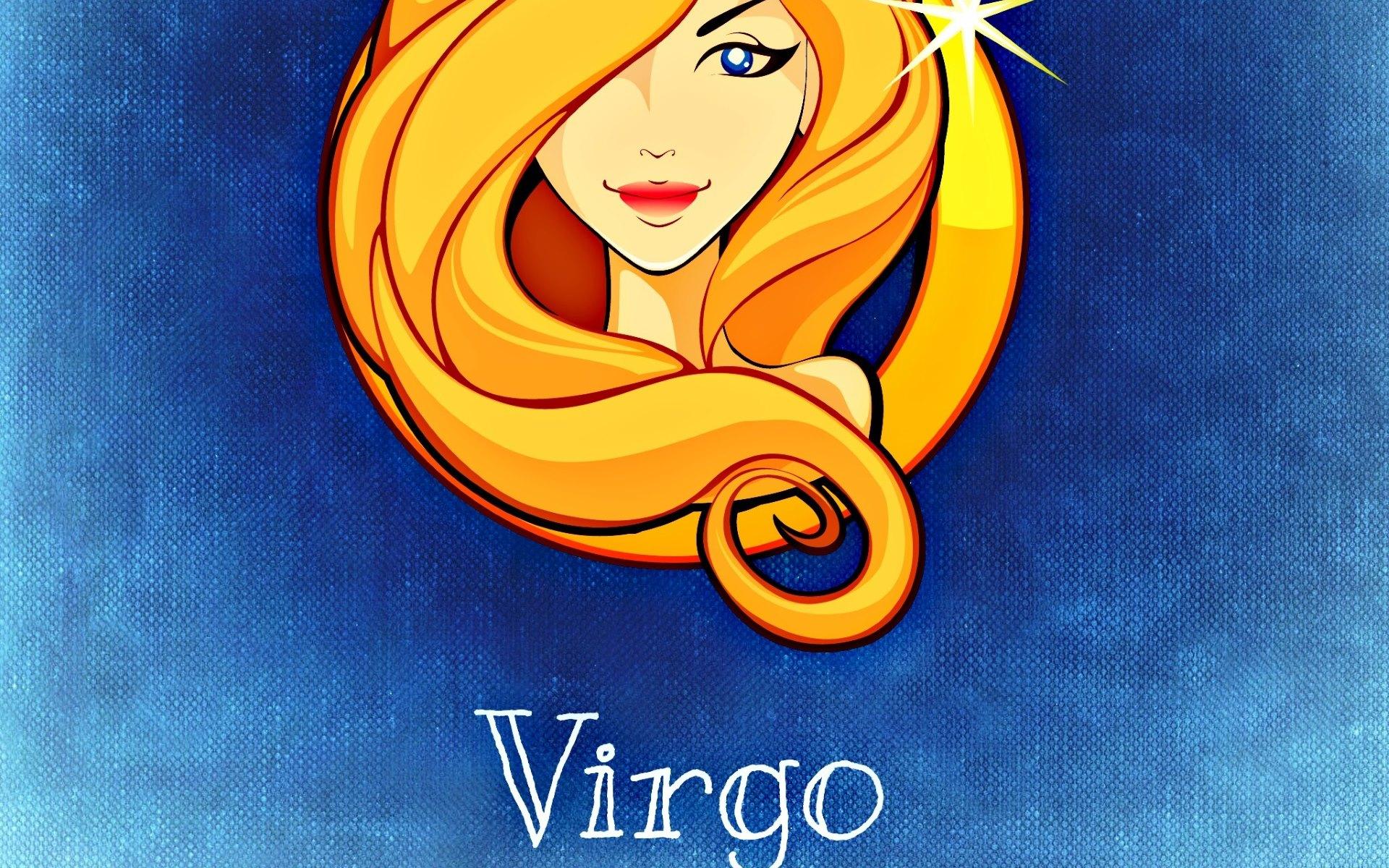 Horoscope Virgo Hd Wallpaper Background Image