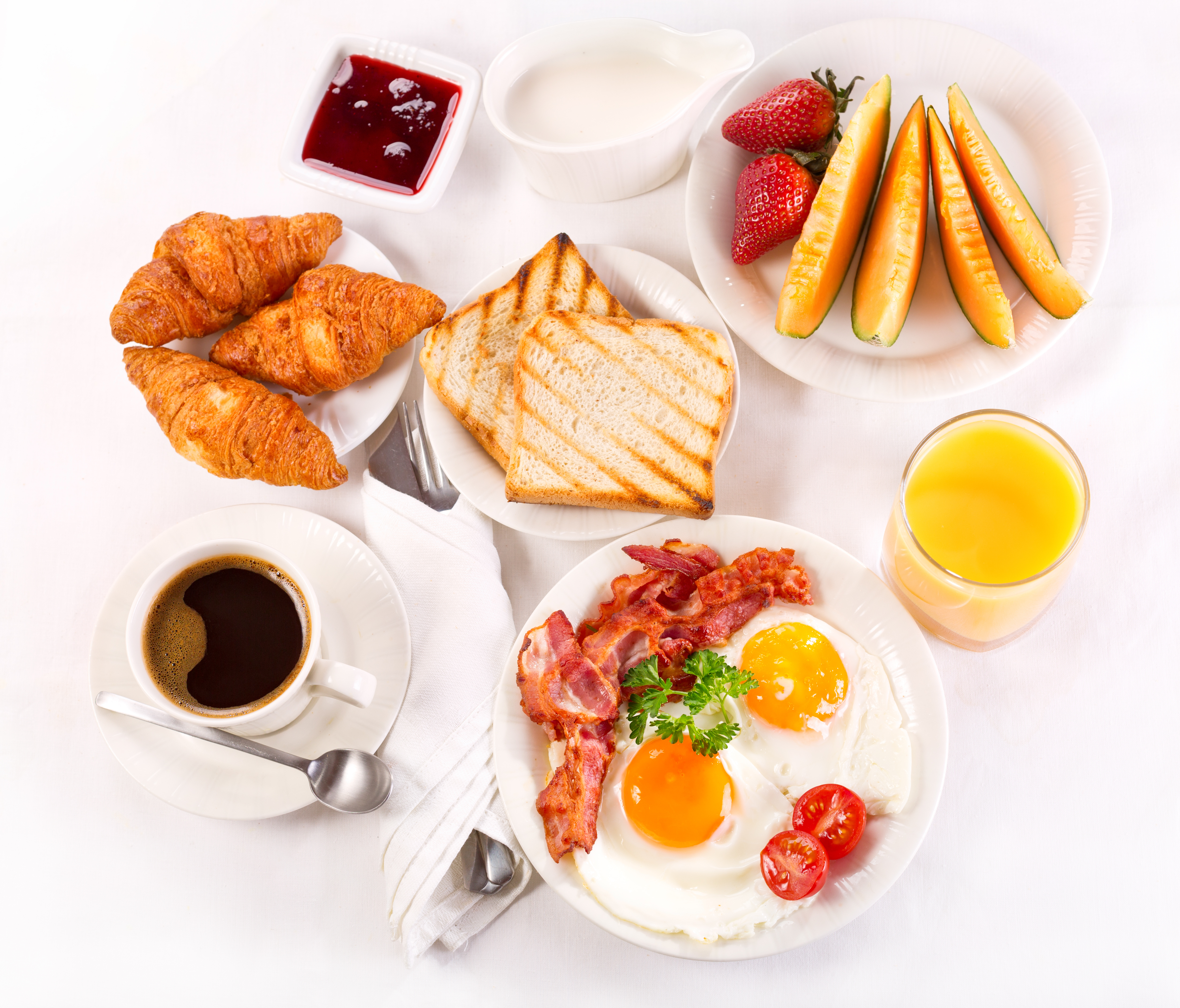 Breakfast 4k Ultra HD Wallpaper And Background Image