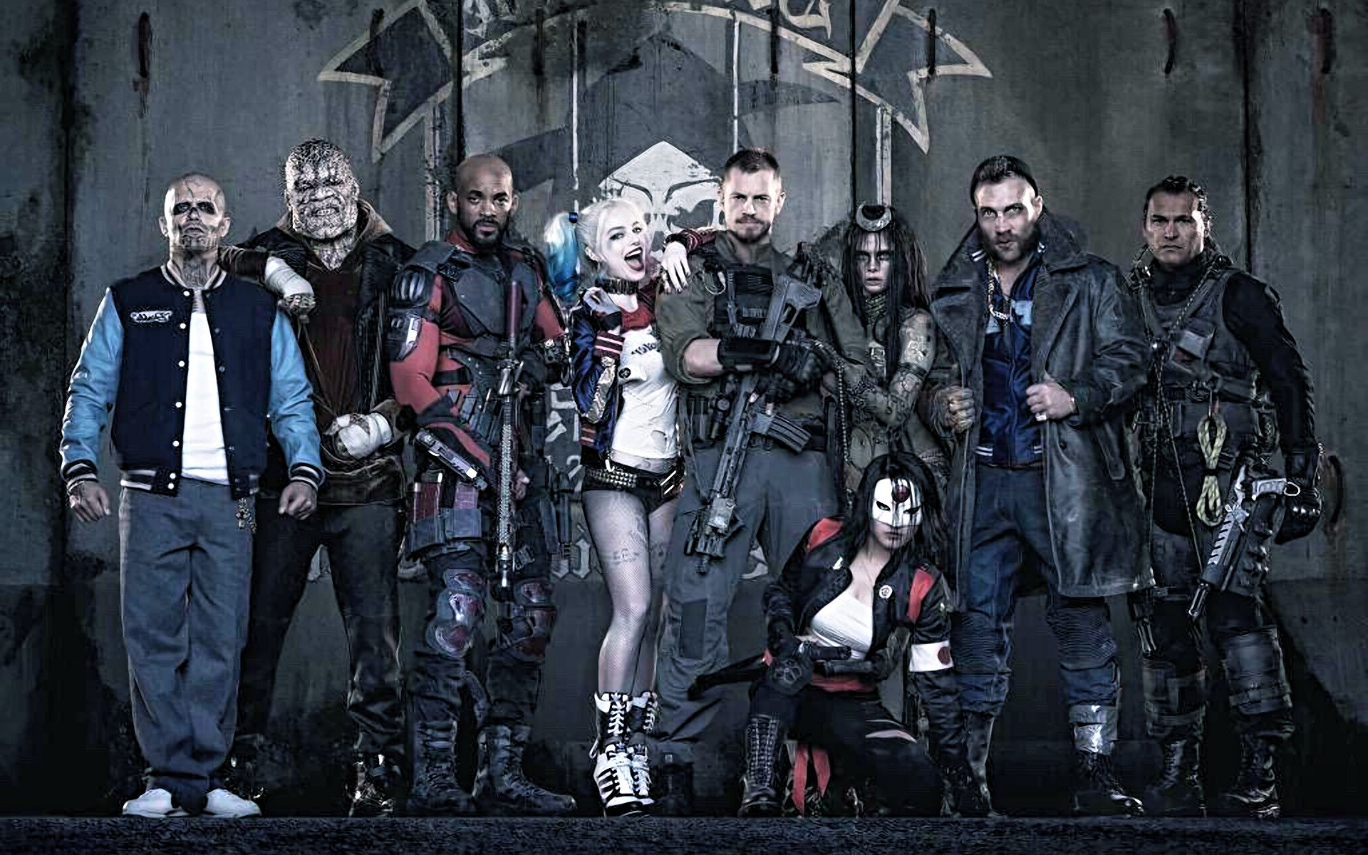 suicide squad movie wallpaper  Suicide Squad HD Wallpaper | Background Image | 1920x1200 | ID ...
