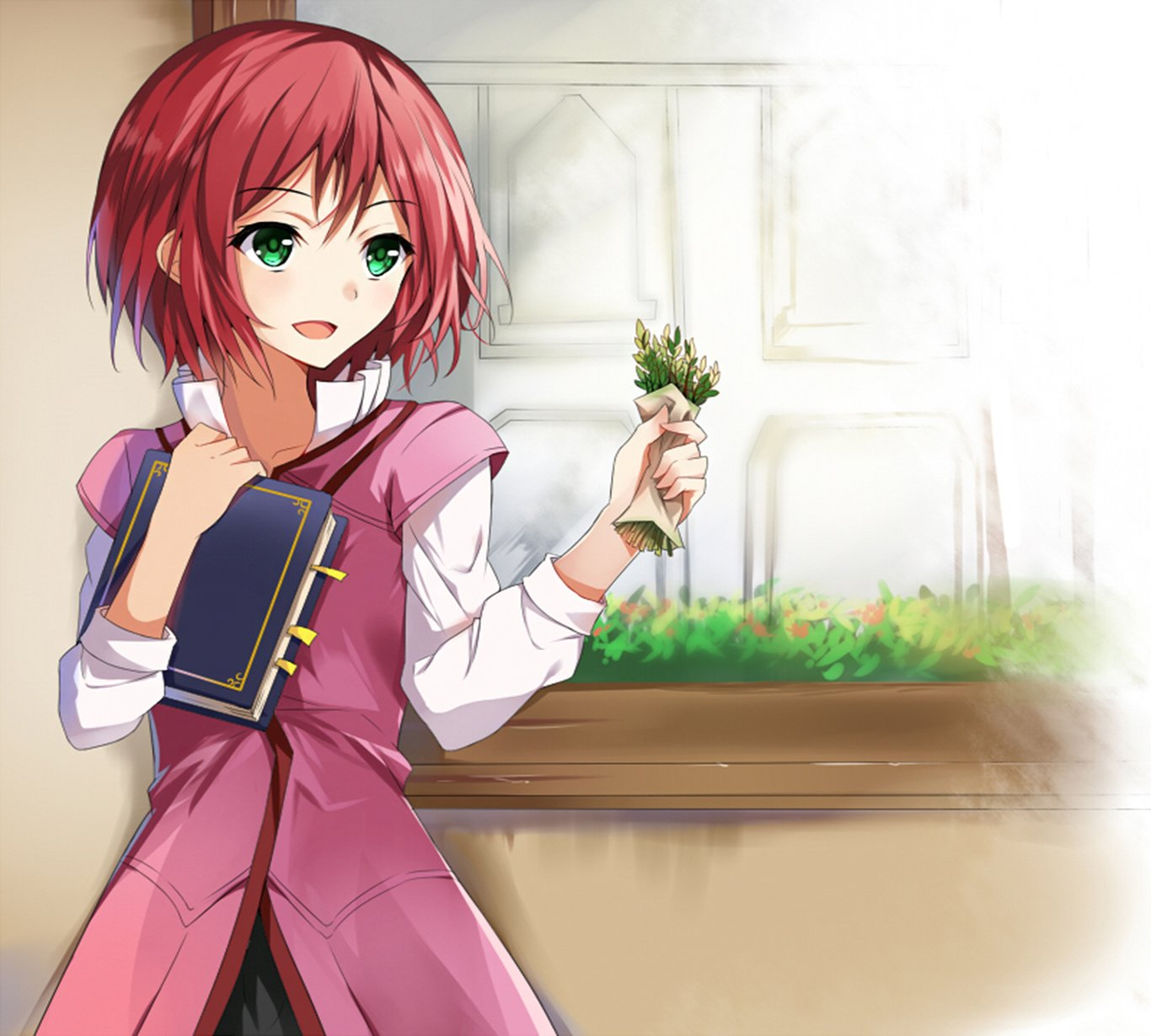 42 Shirayuki Snow White With The Red Hair Hd Wallpapers
