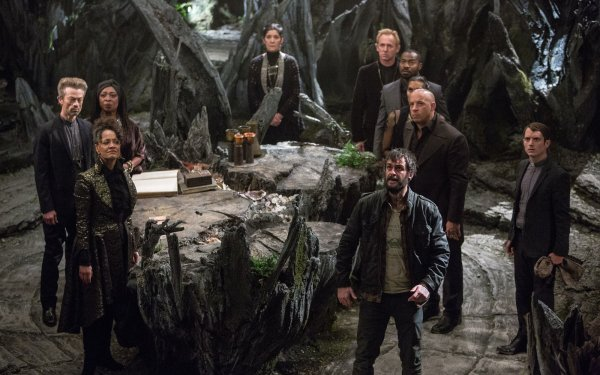Movie The Last Witch Hunter Vin Diesel Kaulder Elijah Wood Dolan HD Wallpaper | Background Image