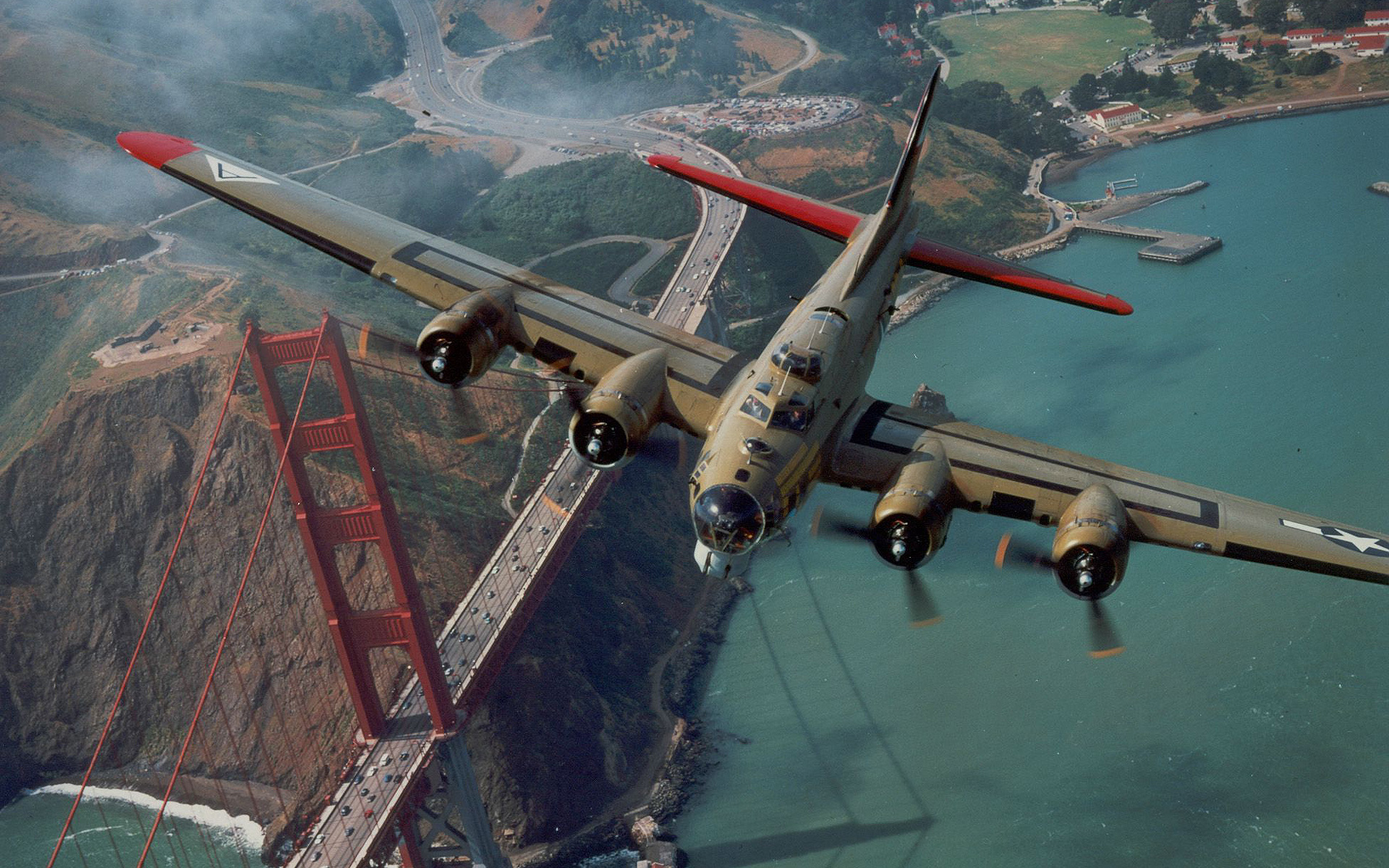 B 17 Flying Fortress Wallpaper Boeing B-17 Flying For...