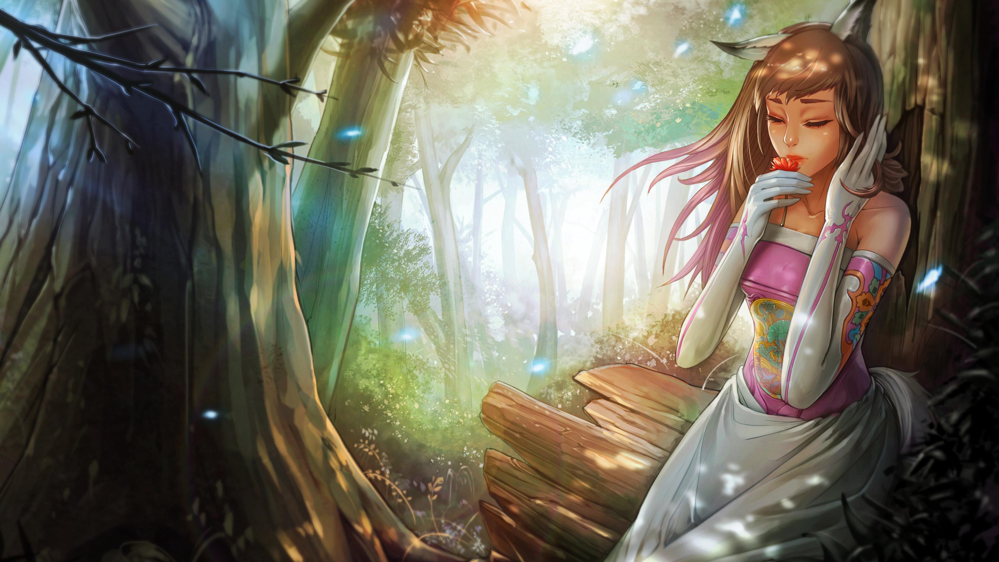Wald Anime