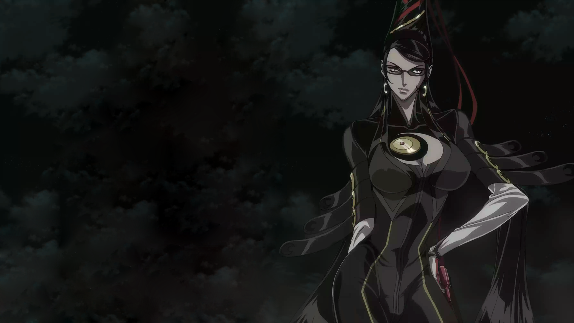 1 Bayonetta: Bloody Fate HD Wallpapers | Backgrounds ...
