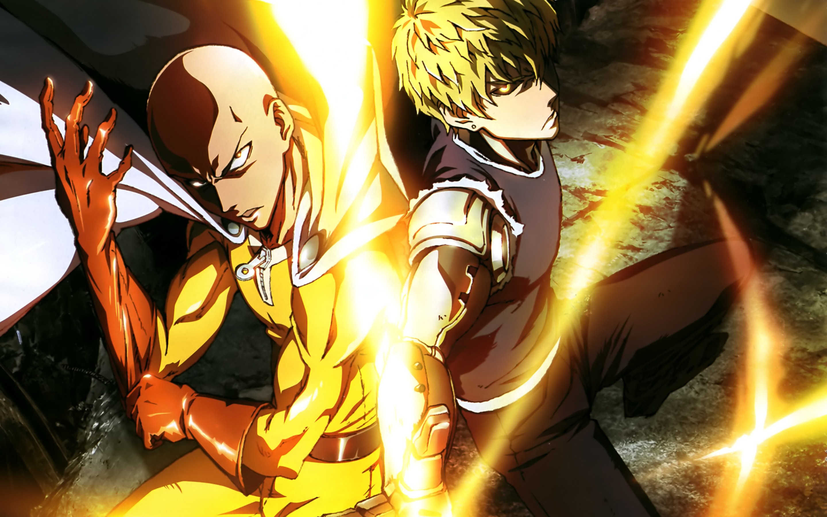 570 One Punch Man Hd Wallpapers Background Images Wallpaper Abyss