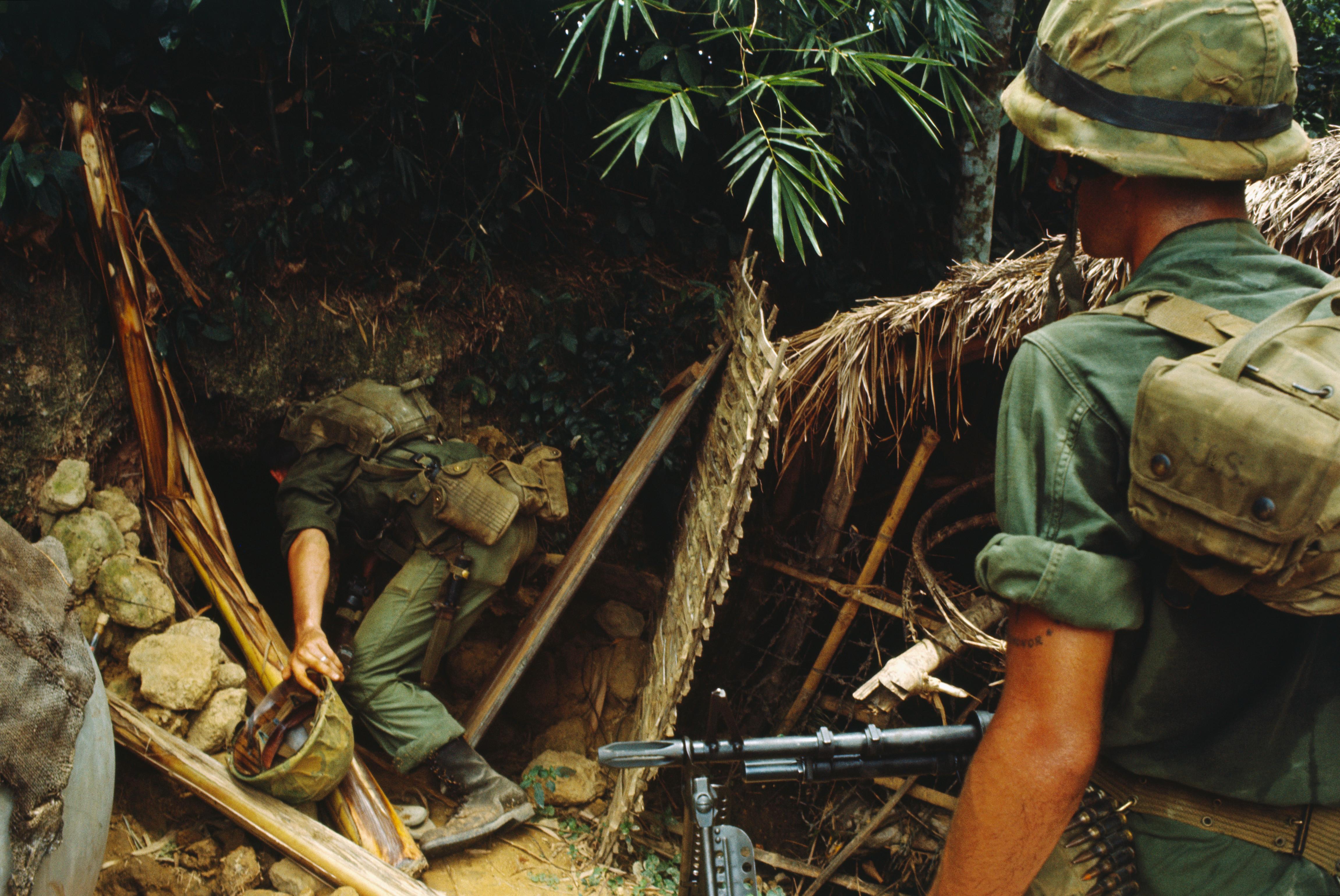 Vietnam War 4k Ultra Hd Wallpaper Background Image
