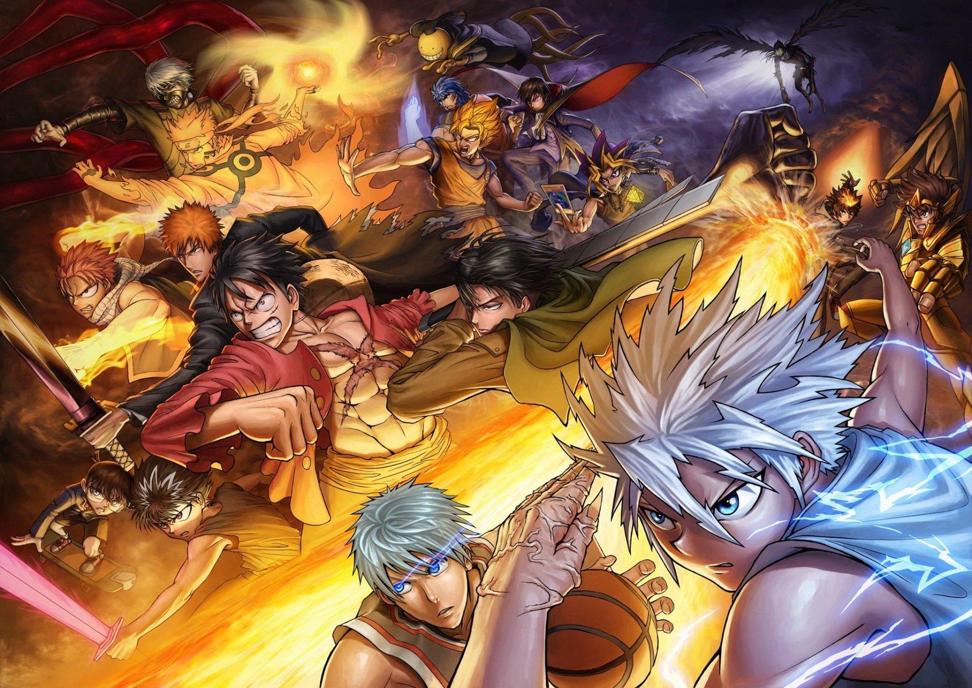 Animes HD Wallpaper