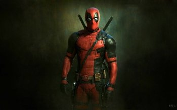 752 Deadpool HD Wallpapers