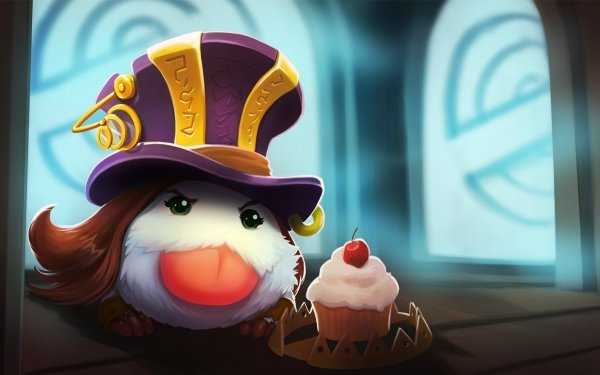 Video Game League Of Legends Caitlyn Poro HD Wallpaper | Background Image