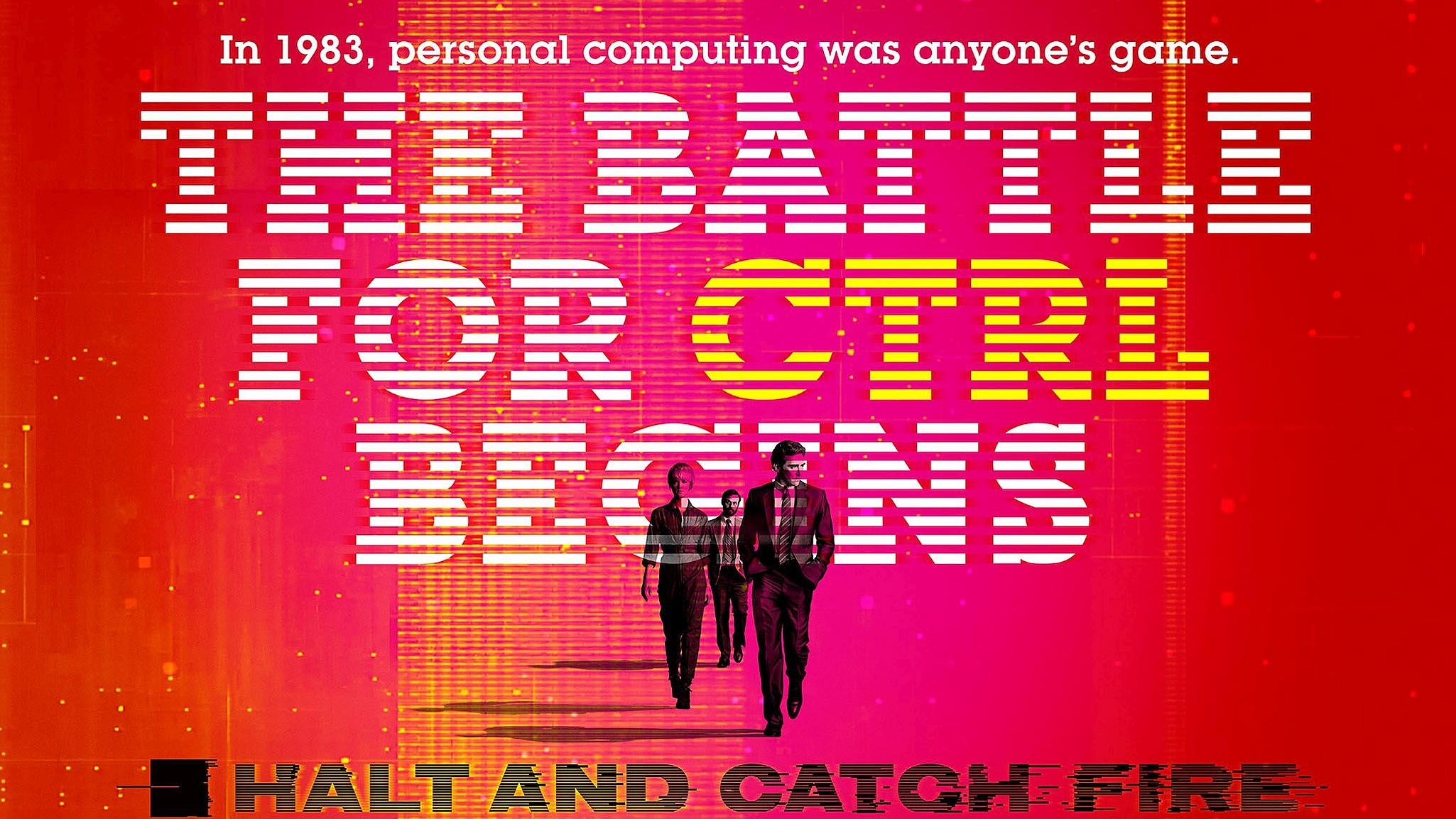 Halt And Catch Fire Hd Wallpaper Background Image 2050x1153
