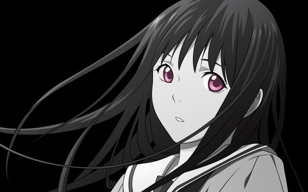 Anime Noragami Hiyori Iki HD Wallpaper | Background Image