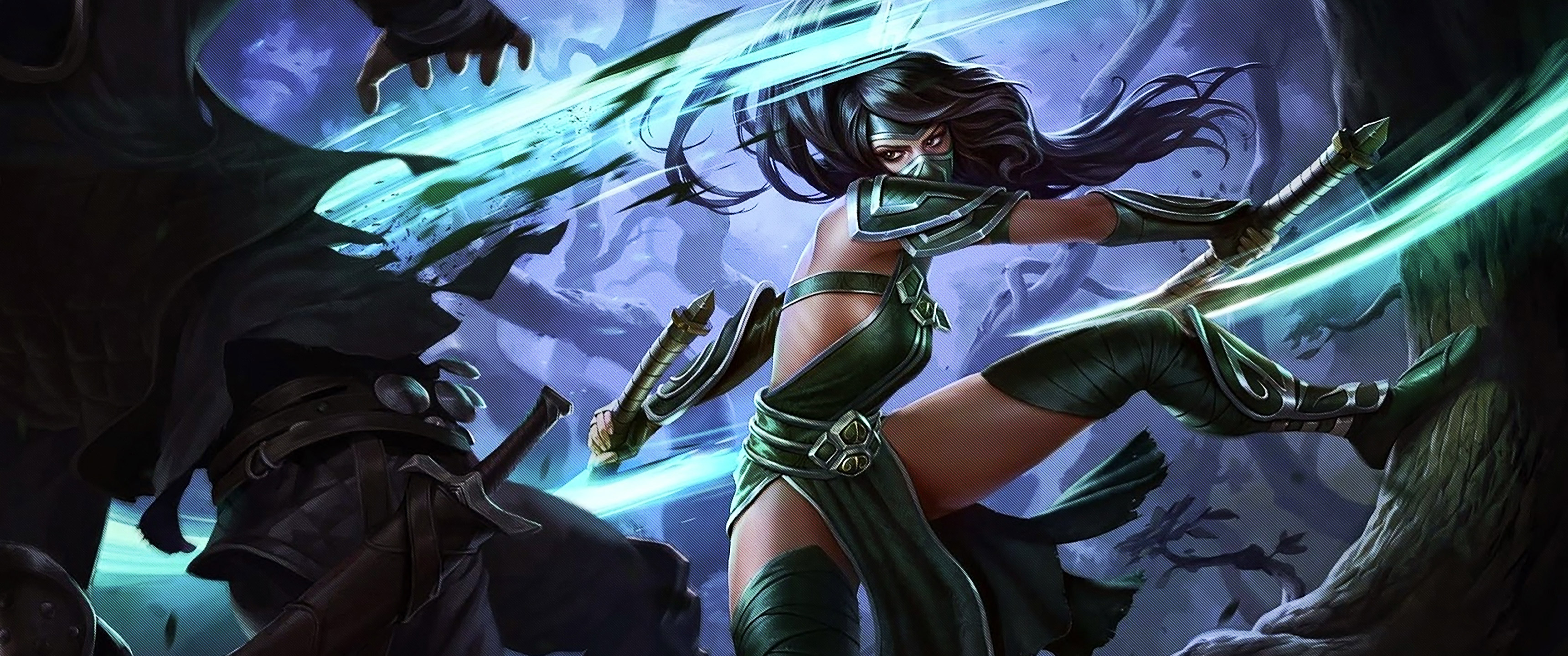 91 Akali League Of Legends HD Wallpapers