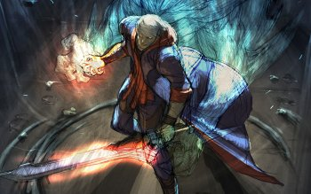 69 Devil May Cry 4 Hd Wallpapers Background Images Wallpaper Abyss