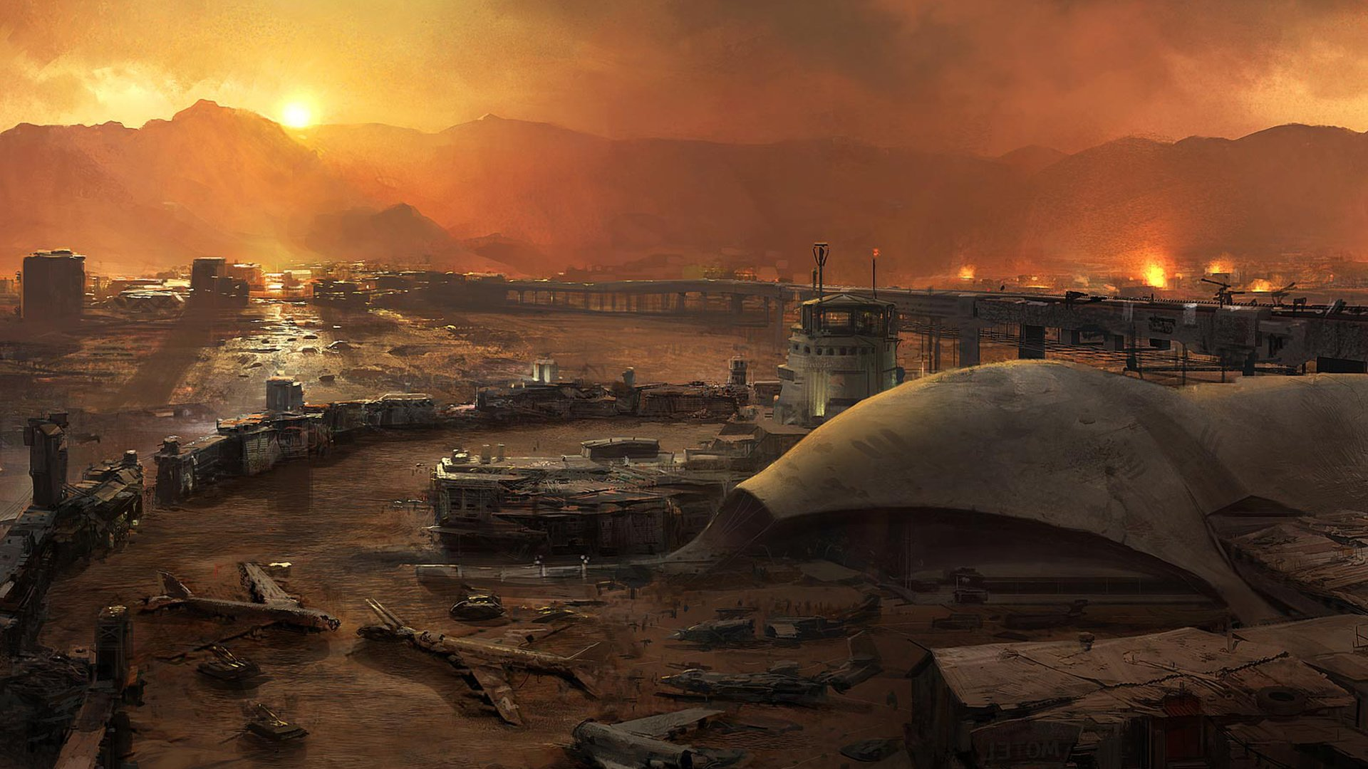 Fallout: New Vegas · HD Wallpaper | Background Image ID:665815
